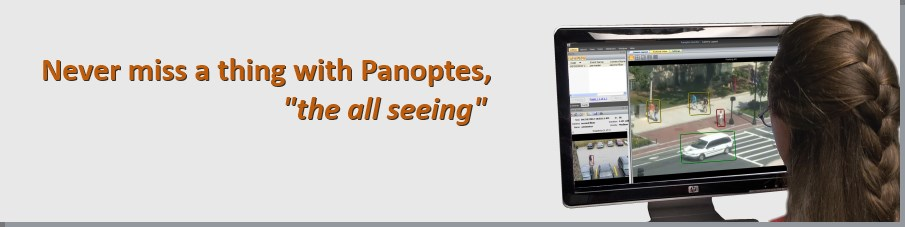 Never miss a thing with Panoptes