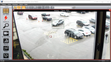roadway debris in parking lot thumbnail